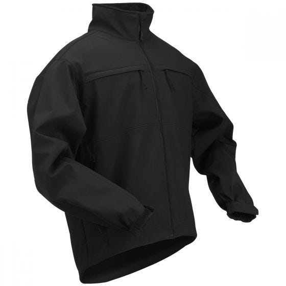 5.11 Chameleon Soft Shell Jacket Black