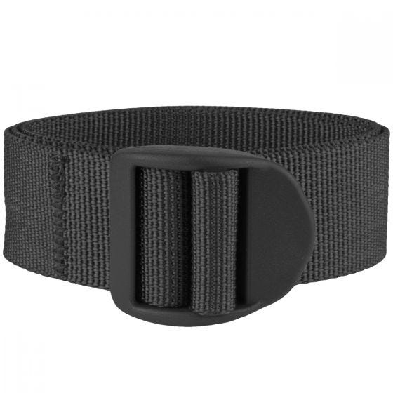 Mil-Tec 25mm Strap with Buckle 120cm Black