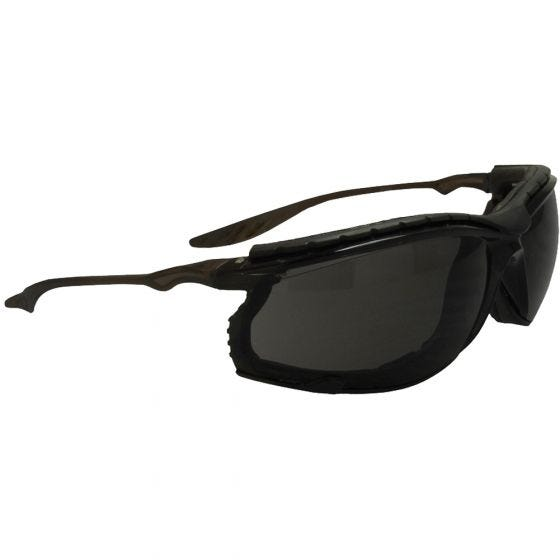 Swiss Eye Sunglasses Sandstorm Frame Black Lens Smoke
