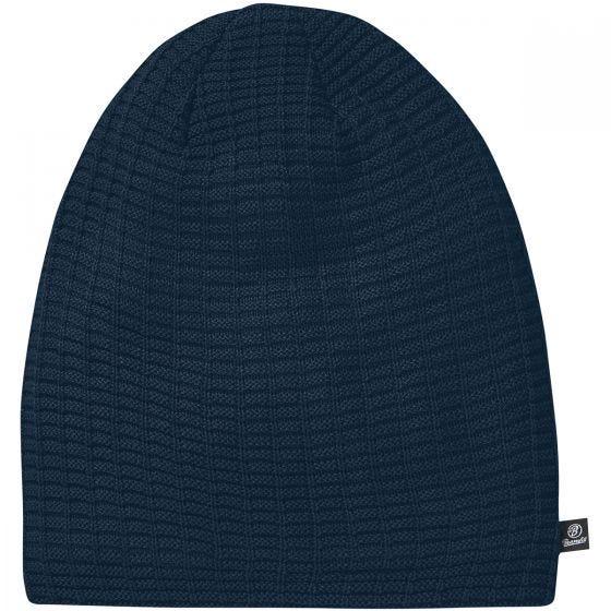 Brandit Beanie John Ajour Knitted Navy