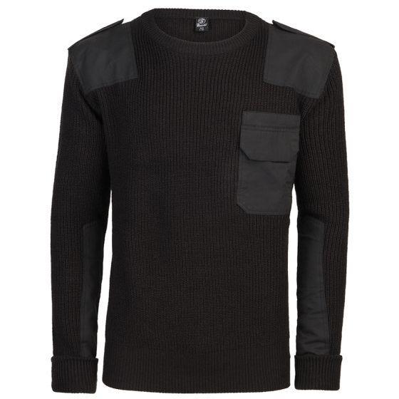 Brandit BW Pullover Black