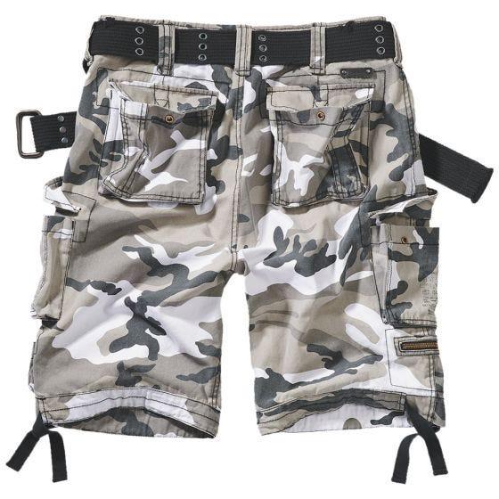 Brandit Savage Vintage Shorts Urban