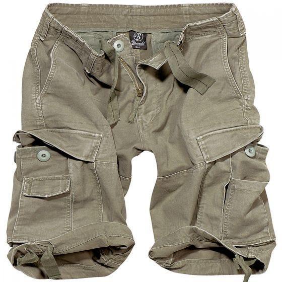 Brandit Vintage Classic Shorts Olive