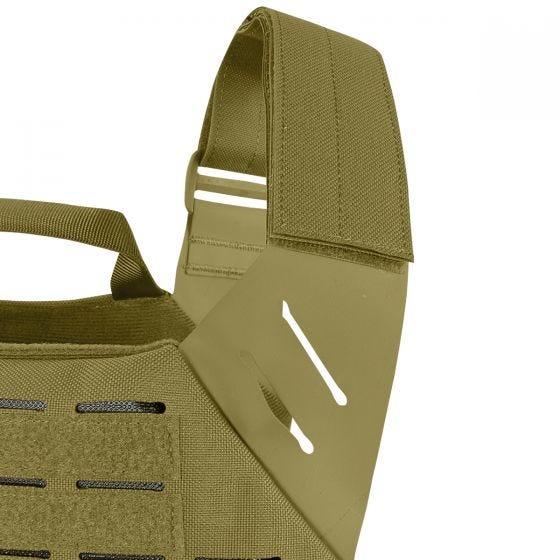 Condor Elite LCS Vanquish Plate Carrier Coyote Brown