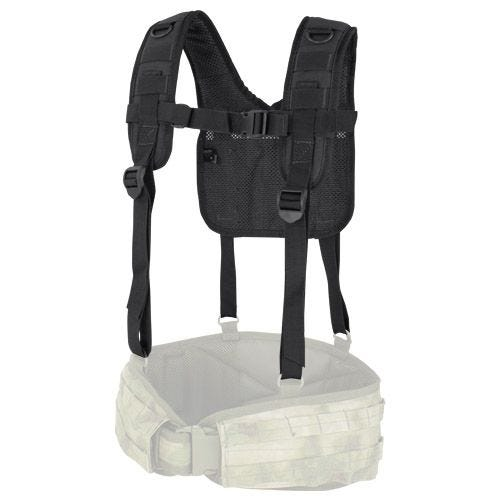 Condor H-Harness Black