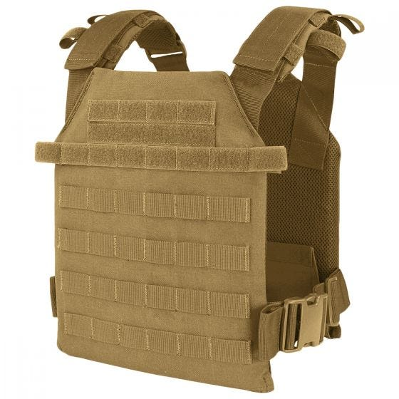 Condor Sentry Lightweight Plate Carrier Coyote Brown