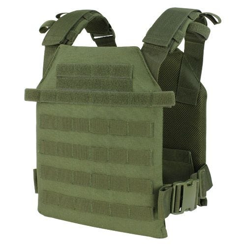 Condor Sentry Lightweight Plate Carrier Olive Drab