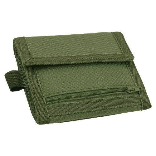 Condor VAULT Tri-fold Wallet Olive Drab