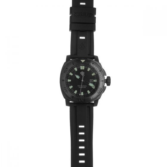 First Tactical Fathom Stainless Steel Dive Watch Titanium