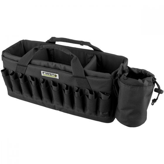 First Tactical Recoil Range Bag Black