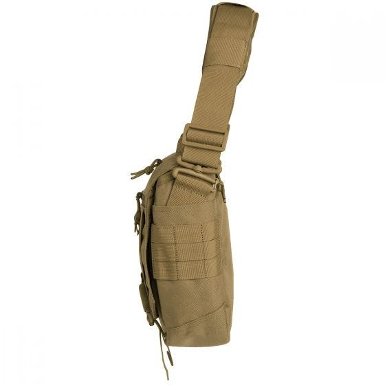 First Tactical Summit Side Satchel Coyote