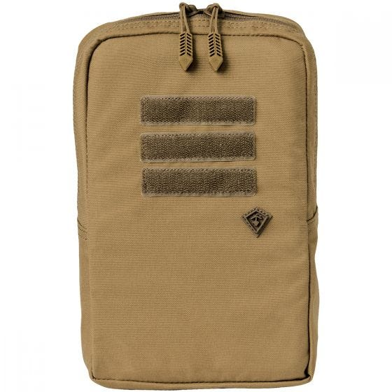 First Tactical Tactix 6x10 Utility Pouch Coyote