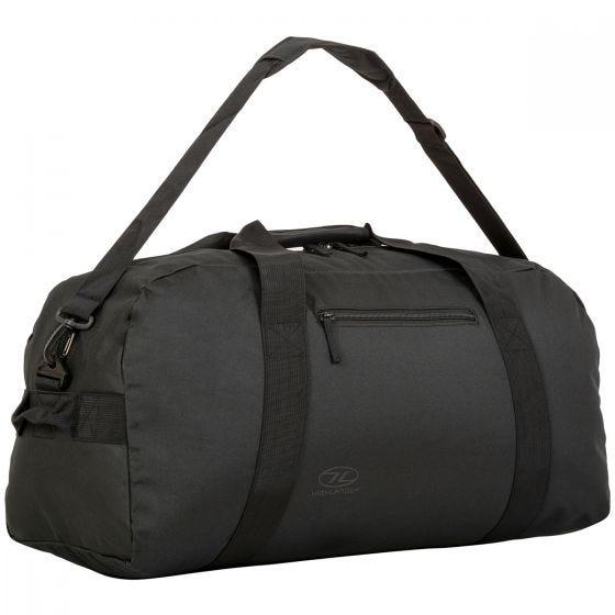 Highlander Cargo Bag 65L Black