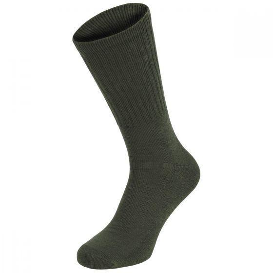 MFH Army Socks (3 pack) Olive