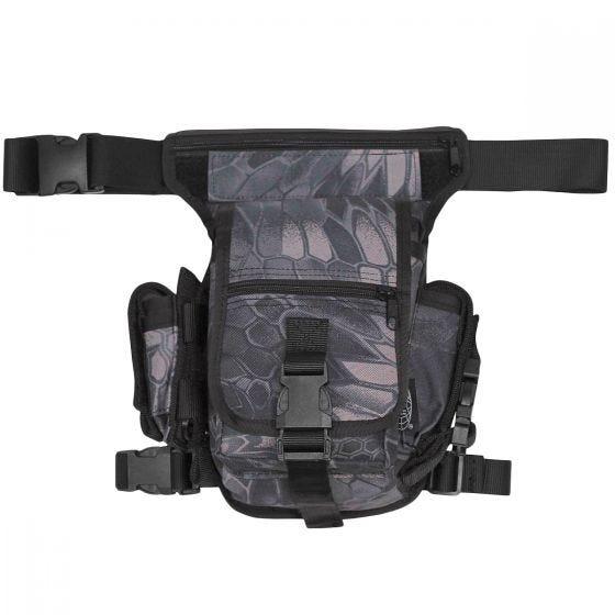 MFH Combat Waist Bag Snake Black