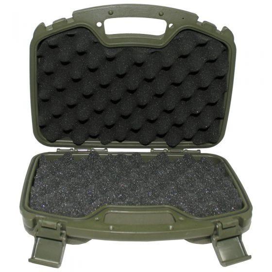 MFH Large Pistol Case Olive