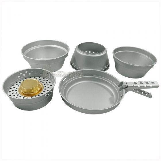 Mil-Tec Aluminium Cook Set