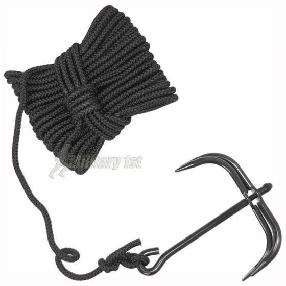 Mil-Tec Anchor Rope Black