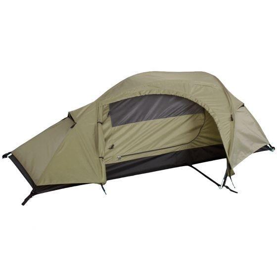 Mil-Tec Recom One Man Tent Coyote