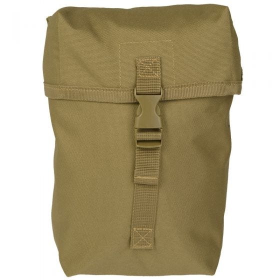Mil-Tec Utility Pouch Large MOLLE Coyote