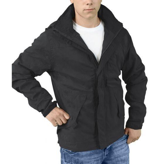 Surplus New Savior Jacket Black