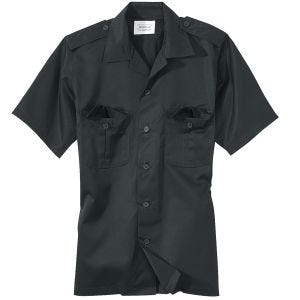 Surplus US Shirt Short Sleeve Navy