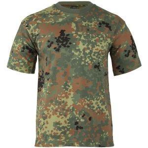 MFH T-shirt Flecktarn