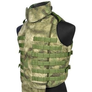 Flyye Outer Tactical Vest A-TACS FG