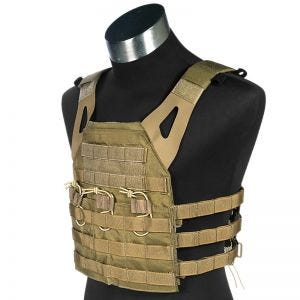 Flyye Swift Plate Carrier Coyote Brown
