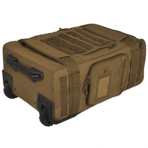 Hazard 4 Air Support Rugged Rolling Carry-on Coyote
