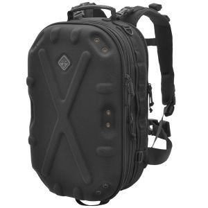 Hazard 4 Pillbox Hardshell Daypack Black
