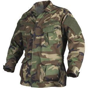 Helikon SFU NEXT Shirt Polycotton Ripstop US Woodland