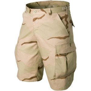 Helikon Genuine BDU Shorts Cotton Ripstop 3-Colour Desert