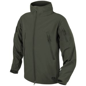 Helikon Gunfighter Soft Shell Jacket Jungle Green