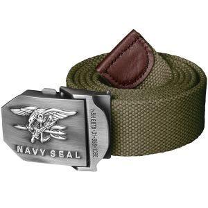 Helikon Navy Seal Belt Cotton Olive