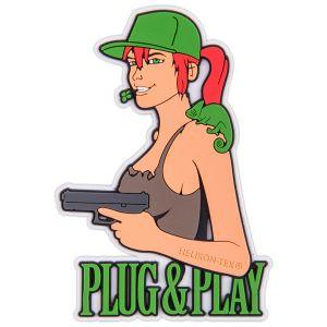 Helikon Plug & Play Patch Brown