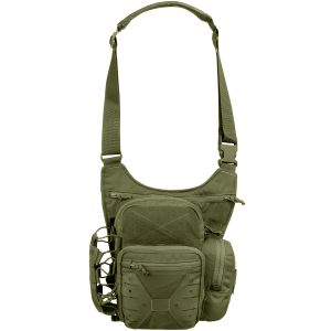 Helikon EDC Side Bag Olive Green