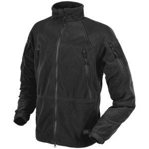 Helikon Stratus Heavy Fleece Jacket Black