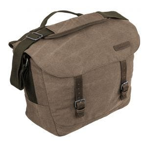 Highlander Calton Messenger Bag Brown