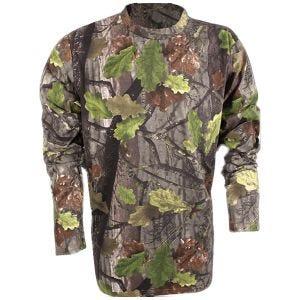 Jack Pyke T-Shirt Long Sleeve English Oak Evolution