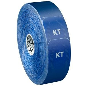 KT Tape Jumbo Synthetic Pro Precut Sonic Blue