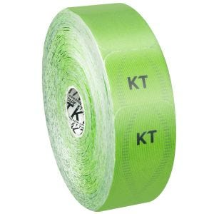 KT Tape Jumbo Synthetic Pro Precut Winner Green