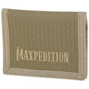 Maxpedition Low Profile Wallet Tan