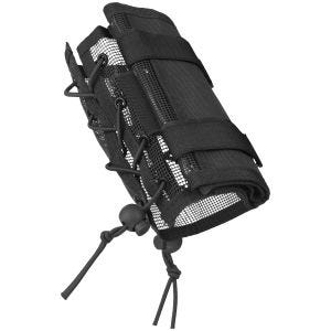 MFH Arm Bag with Money and Map Pocket Black