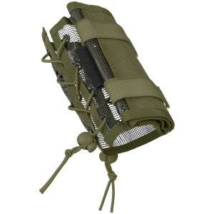 MFH Arm Bag with Money and Map Pocket OD Green