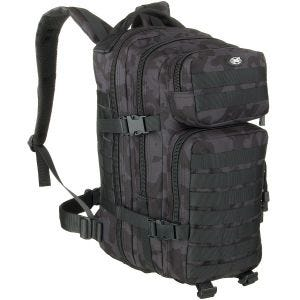 MFH Backpack Assault I Night Camo