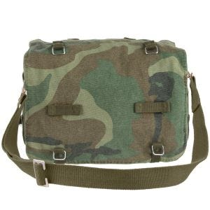 MFH BW Combat Bag Large Woodland Stonewashed