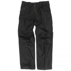 Mil-Tec M65 Trousers Black