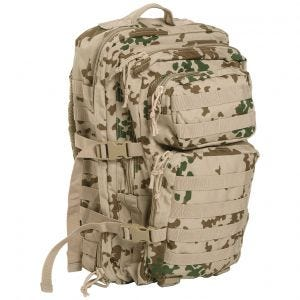 Mil-Tec MOLLE US Assault Pack Large German Tropical