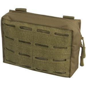 Mil-Tec Laser Cut Belt Pouch Small Dark Coyote